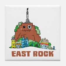 East Rock Tile Coaster