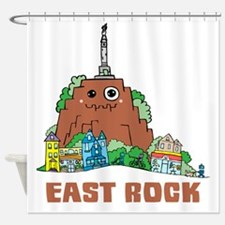 East Rock Shower Curtain