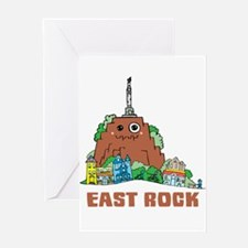 East Rock Greeting Card