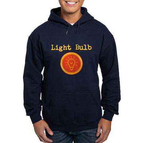 Light Bulb Hoodie (dark)