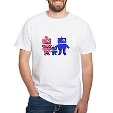 Robot Family Shirt