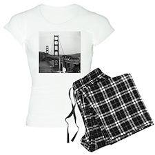 Vintage Golden Gate Bridge Pajamas