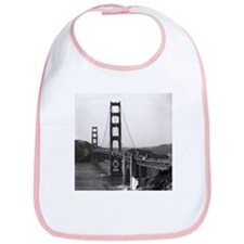 Vintage Golden Gate Bridge Bib