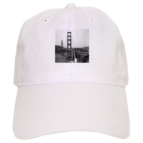 Vintage Golden Gate Bridge Cap