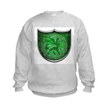 Green Dragon Sweatshirt