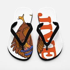 Jive Turkey Flip Flops