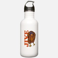 Jive Turkey Water Bottle