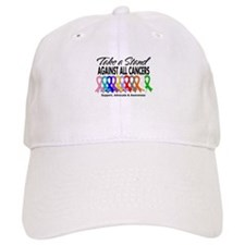 Take A Stand All Cancers Hat