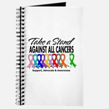 Take A Stand All Cancers Journal