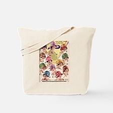 Flapper Hats Tote Bag