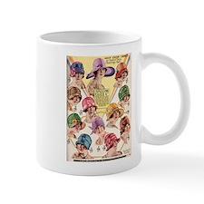 Flapper Hats Small Mug