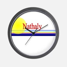 Nathaly Wall Clock
