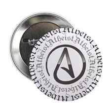 "Atheist Circle Logo 2.25"" Button"