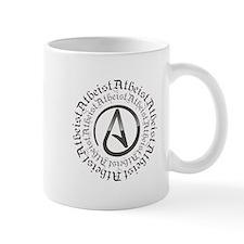 Atheist Circle Logo Mug