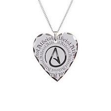 Atheist Circle Logo Necklace