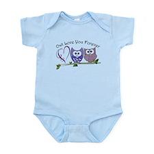 Owl Love You Forever Infant Bodysuit