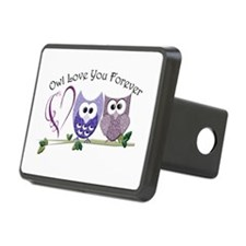 Owl Love You Forever Hitch Cover