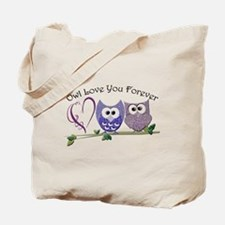 Owl Love You Forever Tote Bag