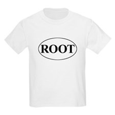 ROOT Kids T-Shirt