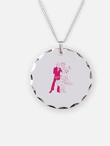 Cute Art Design Necklace