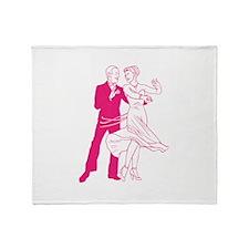Cute Art Design Throw Blanket