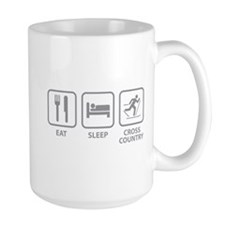 Eat Sleep Cross Country Mug