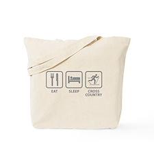 Eat Sleep Cross Country Tote Bag