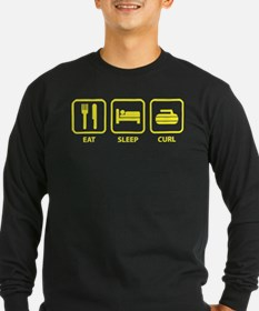 Eat Sleep Curl T