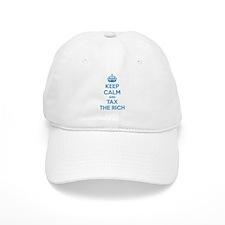 Keep calm and tax the rich Cap