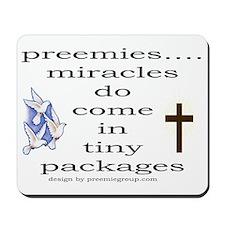 preemie miracles Mousepad