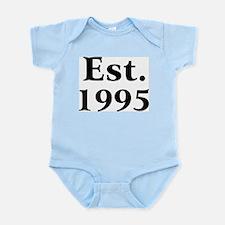 Est. 1995 Infant Creeper