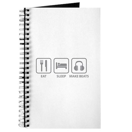 Eat Sleep Make Beats Journal