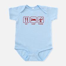Eat Sleep Pharm Infant Bodysuit
