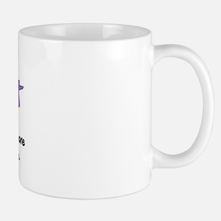 Fear Not - purple Mug