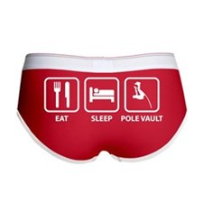 Eat Sleep Pole Vault Women's Boy Brief