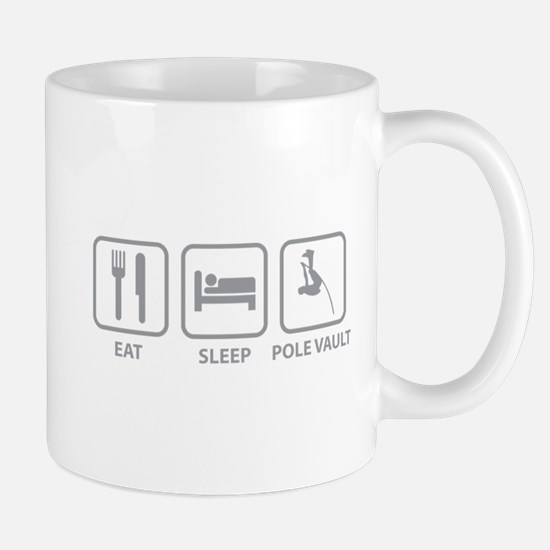Eat Sleep Pole Vault Mug