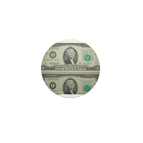 FOUR DOLLARS™ Mini Button (10 pack)