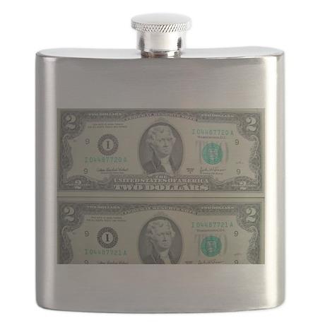 FOUR DOLLARS™ Flask