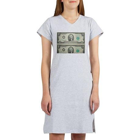 FOUR DOLLARS™ Women's Nightshirt