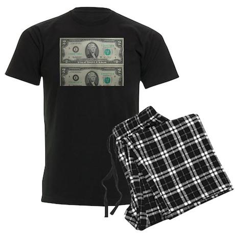 FOUR DOLLARS™ Men's Dark Pajamas
