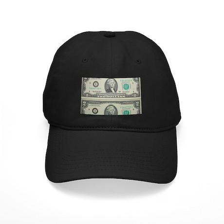 FOUR DOLLARS™ Black Cap