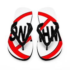 Anti / No Whining Flip Flops
