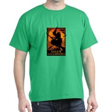 Salem Halloween T-Shirt