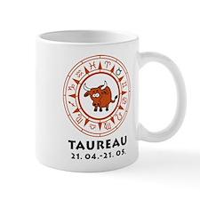 zodiaque taureau Mug