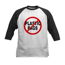 Anti / No Plastic Bags Tee