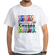 Supporting All Causes Shirt