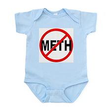 Anti / No Meth Infant Bodysuit