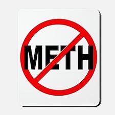 Anti / No Meth Mousepad