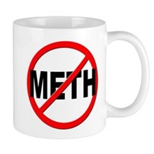 Anti / No Meth Mug