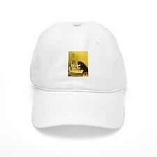 Absinthe Bourgeois Chat Noir Baseball Cap